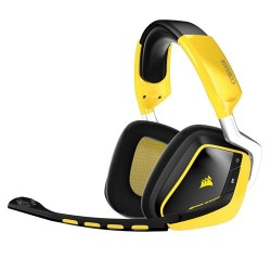 Corsair Void Wirelessc Yellow Jacket